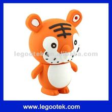 hot selling design pvc pendrive cartoon