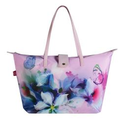 No.2 BAG Fashion foldable shopping bag polyester foldable shopping bag