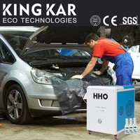 car service station equipment Oxy-hydrogen gas car engine carbon cleaning
