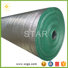 Customized roll size thermal insulation fireproof blanket