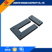 Hiigh frequency transformer ferrite core EI 40 soft ferrite core matched with bobbin