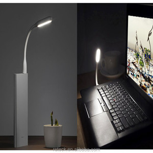 Original USB Light Ultra Bright Flexible LED Lamp Booking Light night light with USB for Power bank computer Portable