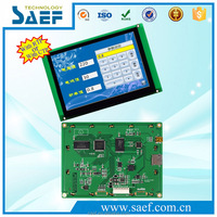 5.6 TFT Type tft lcd controller board 640x480 LCD display with RS232/RS485 port for Vending Machine