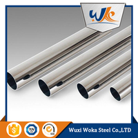 316L welded stainless steel tube manufacture price