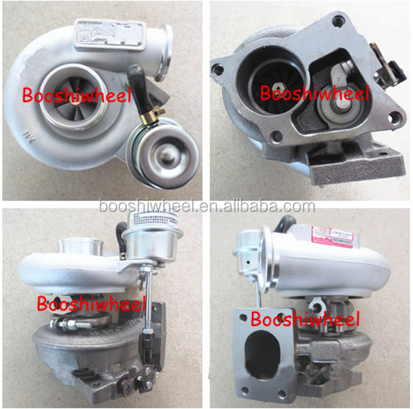 HE211W auto spare part turbo charger 2840684 2840685 turbocharger for Foton ISF 1995-06 Engine ISF2.8