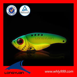 3cm 3g Small Vivid vibe Metal VIB Blade fishing metal lure