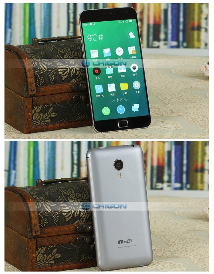 Meizu MX4 Pro 32GB Fingerprint Sensor 4G Octa Core 5.5 Inch 2K Gorilla Glass Screen 3GB/16GB or 32GB Flyme 4.1 OS