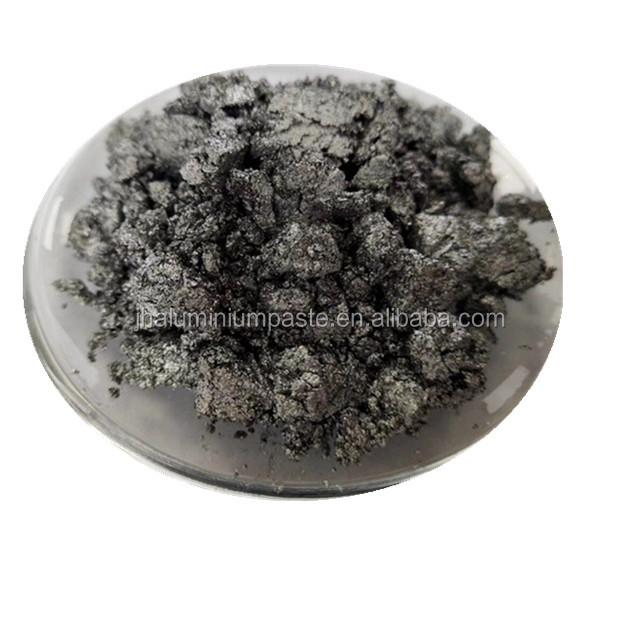silver    dollar  shape  aluminium paste