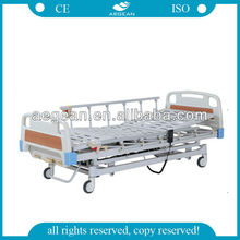 AG-BY103 AG-BY103 CE&ISO approved 3 function Manual and Electric hospital bed for home
