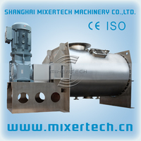 Ploughshare mixer machine, coulter mixer