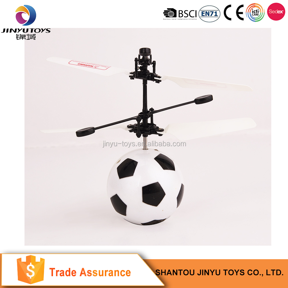 Infrared induction flying toy wholesale price children toy aircraft , helicopter toys