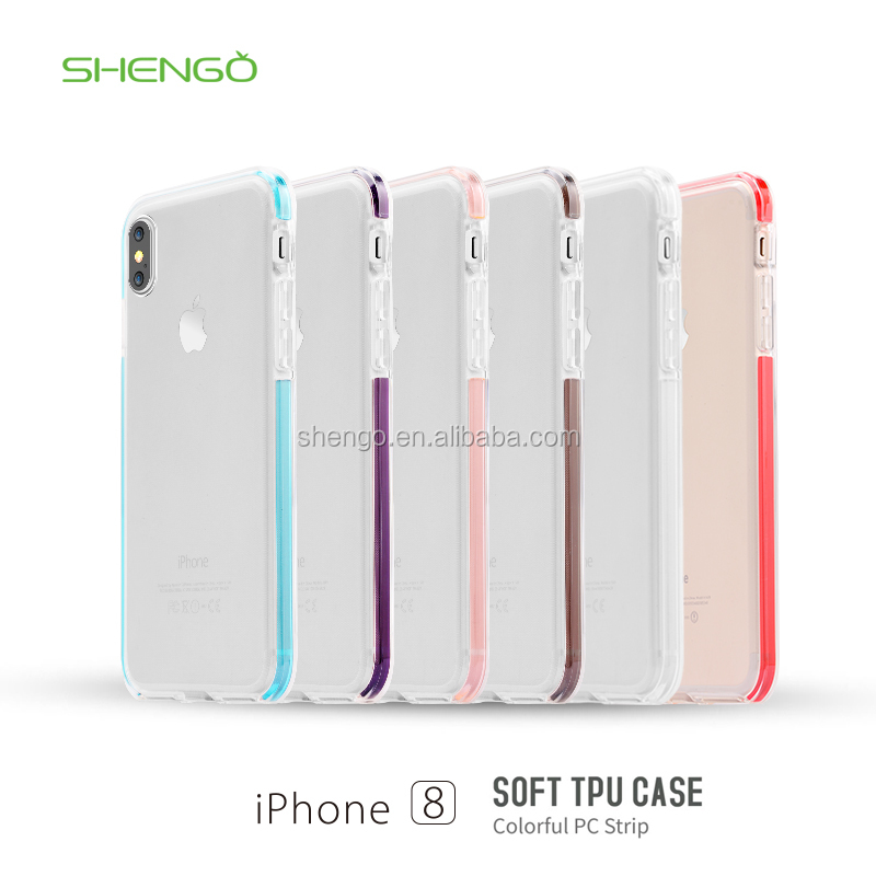 2017 wholesale cell phone case for iPhone8, kutis phone case promotional phone case