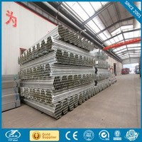 api 5ct t95 casing steel pipe china supplier top quality bs1387-1985 galvanized steel pipe green house galvanized pipe