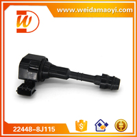 Hot sale car ignition system coil for Nissan Pathfinder 22448-8j115