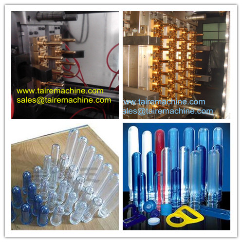 pet bottle preform machine