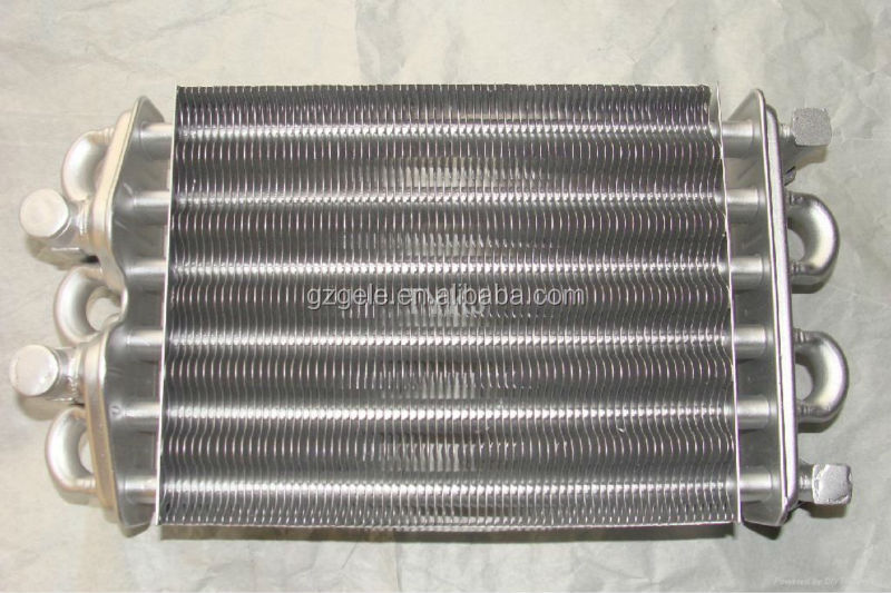 Oil cooler carbon steel heat exchanger for dry Evaporator from China Factory