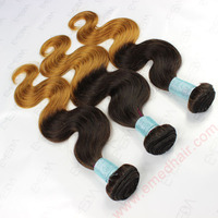 Factory Prices 20 22 24 inch human hair blowout weave hair extension
