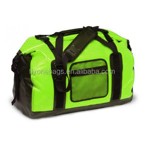 waterproof sports tarpaulin duffel bag