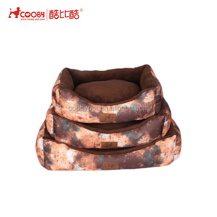 New arrival pet sleeping short fleece pet beds dog