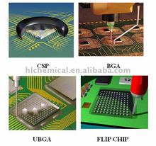 Epoxy Underfill Encapsulant For CSP/BGA/uBGA of mobile phone, laptop