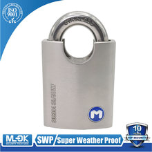 MOK locks W33/50WF high quality tough padlock alarm Perfect-looking