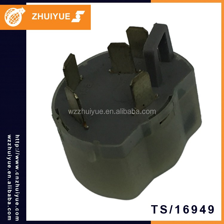 ZHUIYUE Car Parts Spare 90052497 / 914850 Iginition Starter Switch For GM OPEL