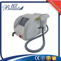 Q switched nd yag laser machine for pigmentation and tattoo removal