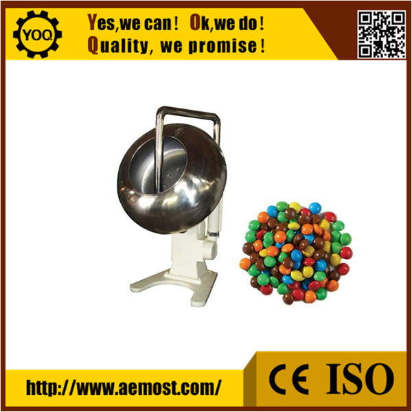 C2036 Hot Sale Tablet Chocolate Candy Coating Machine