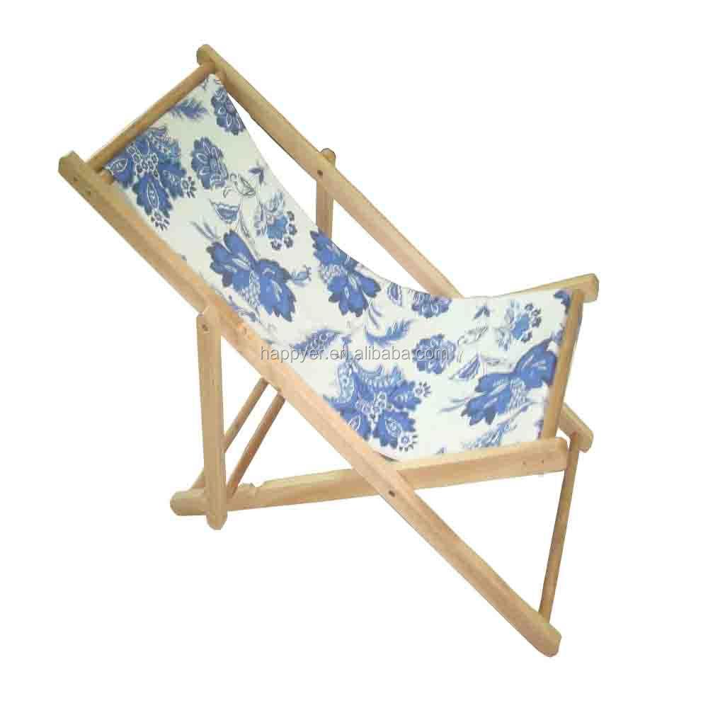 2016 Hot Wooden Beach Chair Buy Folding Beach Chair