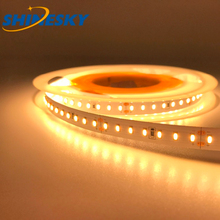 Shenzhen Factory warm white/pure white SMD 3014 140led/m LED Flexible Light Strip Reel for decoration lighting project