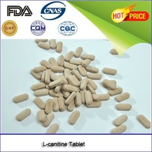 Best quality L-canitine Tablet