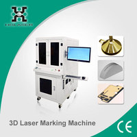 20 watt 3D laser engraving machine