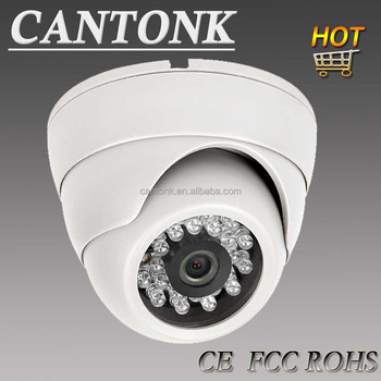 CCTV Dome Camera 800TVL Infrared fixed home security video system