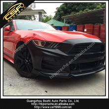 Sprightly body kit for ford Mustang 2015-2017 Roush Front Bumper in PP Material