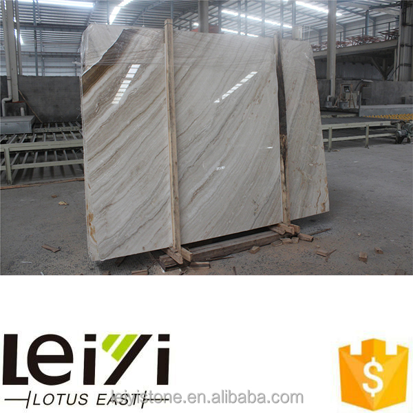 buy gold White Wooden Marble Tiles for flooring