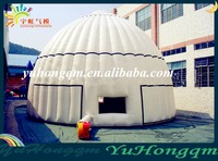Resonable price wedding party residential customize hot sale inflatable tent dome house