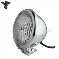 4.5'' Classic Custom Motorcycle Headlight for Suzuki Motorcycle Parts