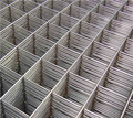 Powder coated wire mesh panel / Galvanized 4x4 welded wire mesh for sale