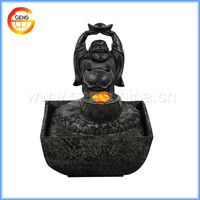 Newest budda watering fountain decoration