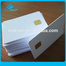 There are ways need intelligent SLE5542 chip card Rfid chip