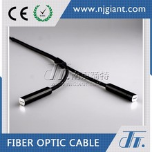 Quartz Line Guide Light Optical Fiber, Three Or More Branches Lighting <strong>Point</strong>