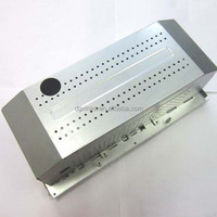 OEM laser cutting and bending aluminum anodizing electronic instrument box