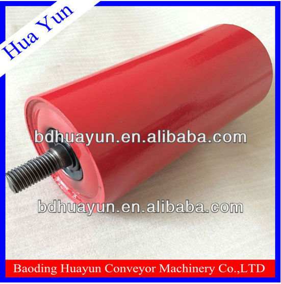 cord tensioner 50mm diameter side roller steel pipe 500 diameter