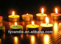 Paraffin oil tealight candles / promotional items / wholesale bulk quantity