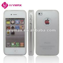 case for iphone 4s tpu+pc protective shell