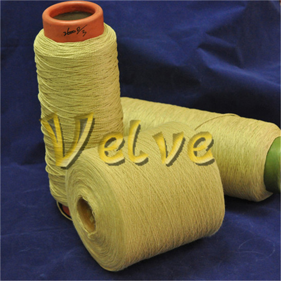 safety apparel used para aramid spun thread