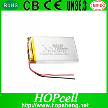 manufacturer high quality fast charging 5v li polymer battery