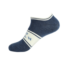 Fashion colorful breathable thin cotton ankle socks for men
