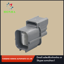 hihg quality 4 pin Sumitomo 6181-0073 gray male waterproof auto electrical connector car quick plug