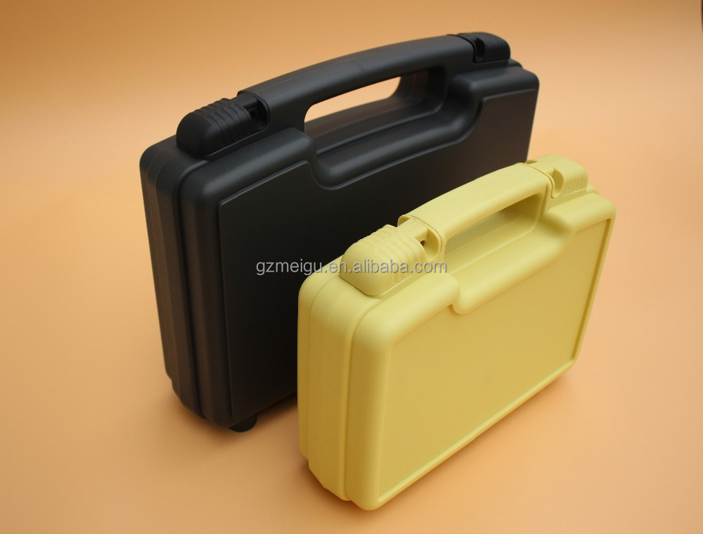 Plastic Black Ping Pong Racket Case Table Tennis Racket Case_12500616